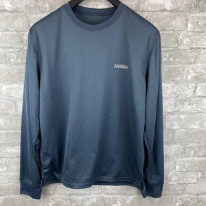 Saucony Long Sleeve Athletic Shirt Small